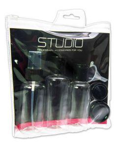 Studio Rejsesæt Med 6 dele