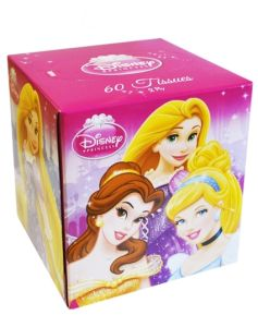 Disney Princess, 60 Tissues