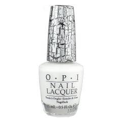 OPI 68 White shatter 15 ml