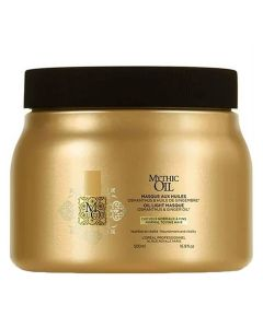 Loreal Mythic Oil Masque For Fine Hair (U) 500 ml