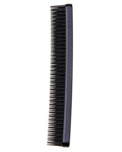 Denman Three Row Comb Black D12