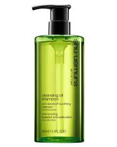 Shu Uemura Cleansing Oil Shampoo - Anti-Dandruff Soothing 400 ml