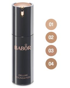 Babor Deluxe Foundation 04 Sunny 30 ml