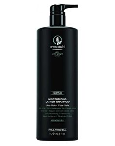 Paul Mitchell Awapuhi Moisturizing Shampoo (sort) 1000 ml