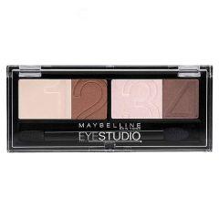 Maybelline Eye Studio Quad - 02 Vivids Plum