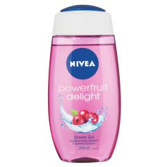 Nivea Powerfruit Delight Shower Gel 250 ml