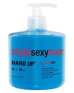 Style Sexy Hair Hard Up - Hard Holding Gel (N) 500 ml