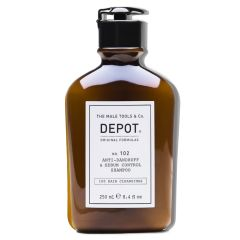 Depot No. 102 Anti-Dandruff & Sebum Control Shampoo 250 ml