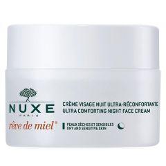 Nuxe Rêve De Miel Ultra Comforting Night Face Cream Night 50 ml