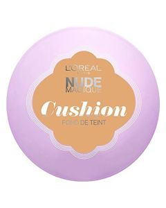 Loreal Nude Magique Cushion Foundation 07 Golden Beige