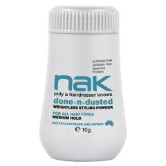 NAK Done.n.dusted