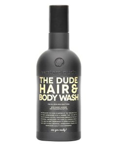 Waterclouds The Dude - Hair & Body Wash 250 ml