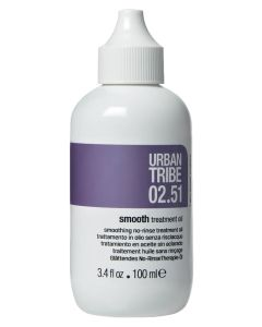 Urban Tribe 02.51 Smooth Treatment Oil 100 ml