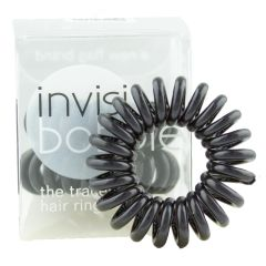 Invisibobble - Sort 3 stk.