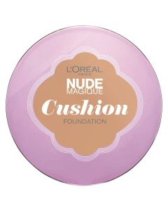 Loreal Nude Magique Cushion Foundation 11 Golden Amber