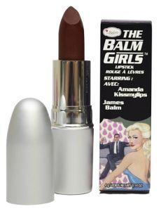 The Balm Girls Lipstick - Amanda Kissmylips