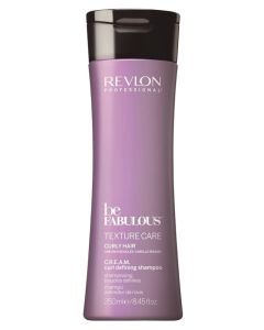 Revlon Be Fabulous Texture Care Curly Hair Shampoo 250 ml