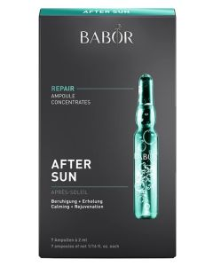 Babor Ampoule Concentrates After Sun 7 x 2 ml