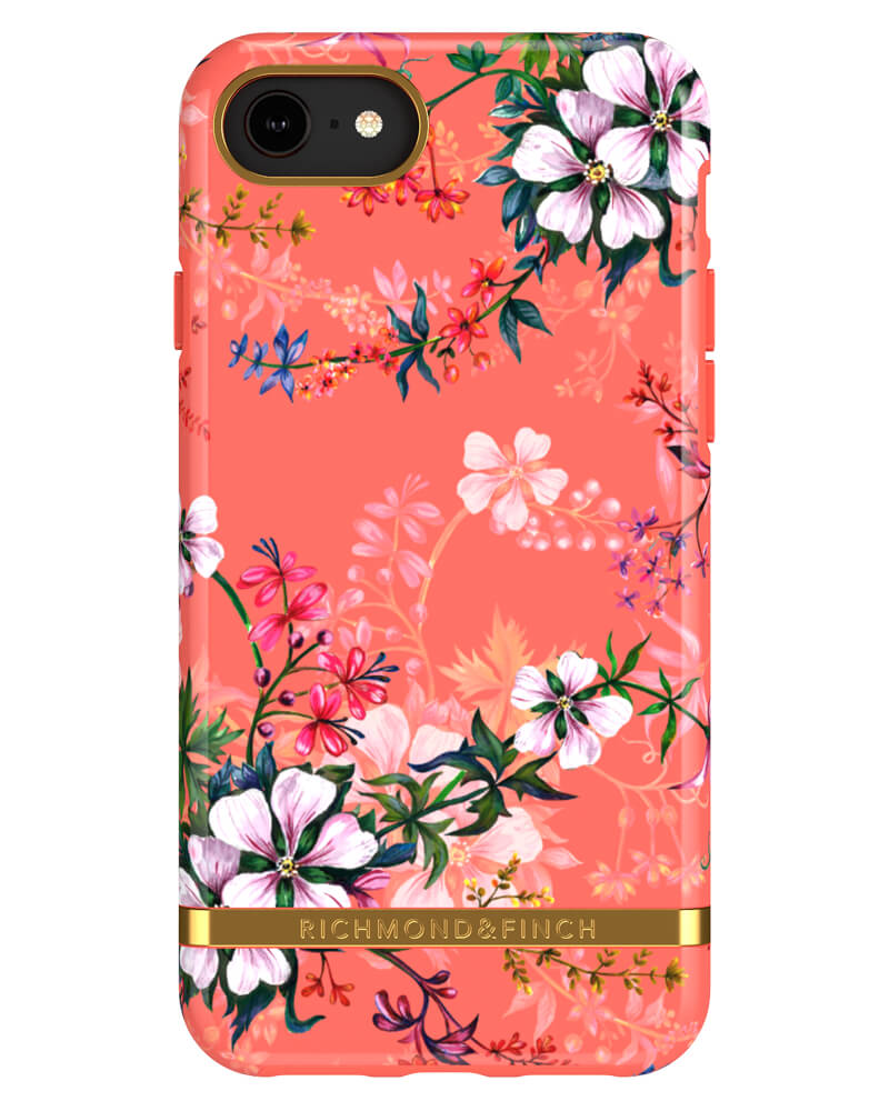Richmond & Finch Richmond And Finch Coral Dreams iPhone 6/6S/7/8 Cover